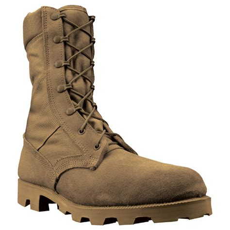 altama mil spec 10 5 inch coyote jungle boot 415503