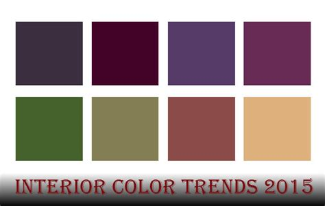 home interior color trends the top interior design trends of 2015