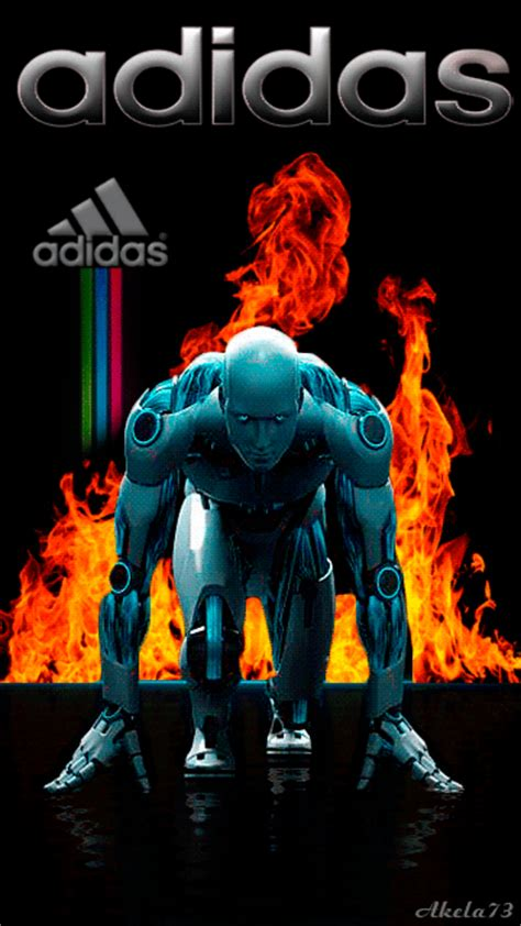 adidas wallpaper en movimiento mobile animation logo adidas style number 1056903