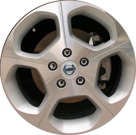 bolt pattern nissan leaf nissan leaf wheels rims wheel rim stock oem replacement