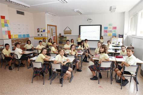 el aula de andres aula 5 primaria el colegio san crist 243 bal dota todas sus aulas con pizarras