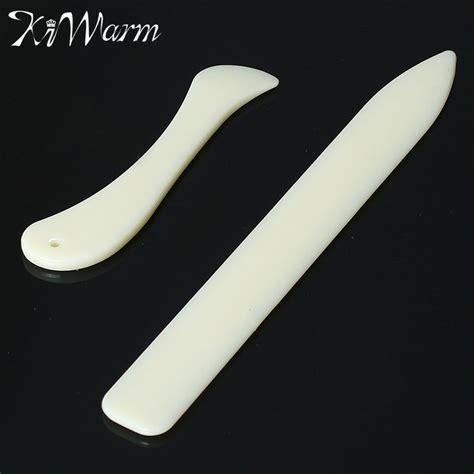 Paper Folding Tool - kiwarm 2pcs lot paper creaser set for diy scrapbooking