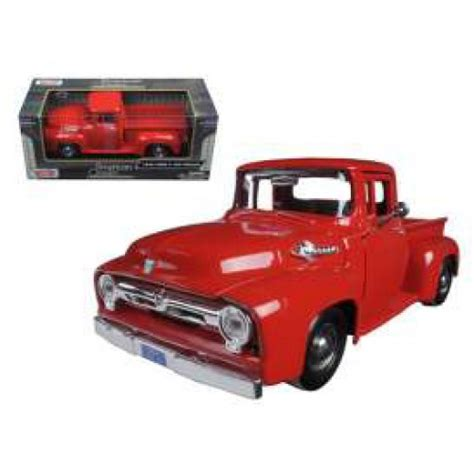 Miniatur 1956 Ford F 100 1 24 vehicules utilitaire miniature de collection ford