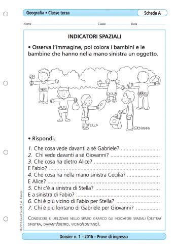 test ingresso storia prove d ingresso geografia classe 3 la vita scolastica