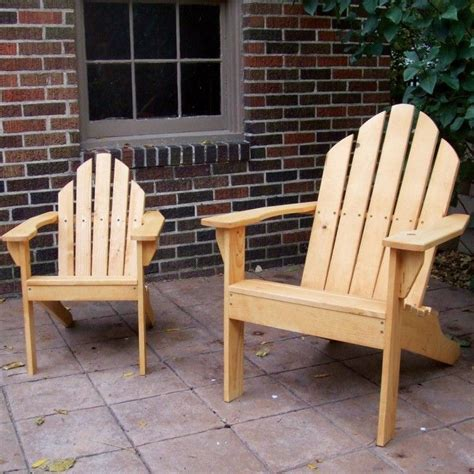 Wood Adirondack Chairs Plans by Adirondack Chair Plans And Dvd Rockler Woodworking And