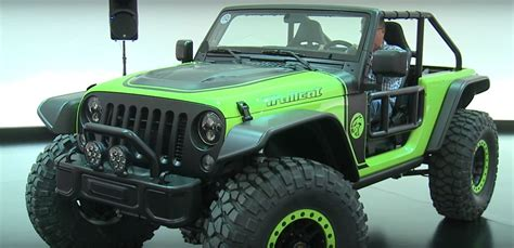 jeep wrangler hellcat 707 hp jeep trailcat is a hellcat powered wrangler with
