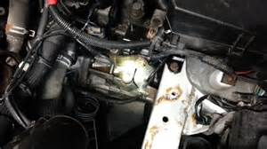 mazda 6 driver motor mount replacement