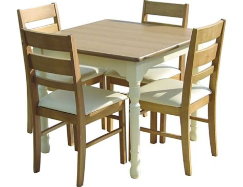 Square Kitchen Table And Chairs Dennis Square Kitchen Table And Chairs Frances Hunt