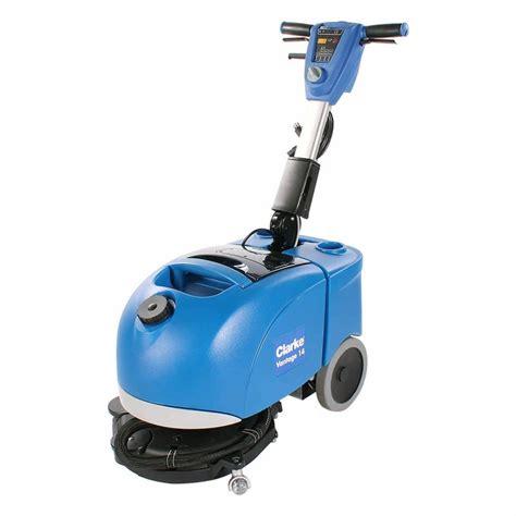 Clarke Floor Scrubber by Clarke 174 Vantage 14 Automatic Floor Scrubber Demo Model