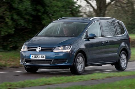 Auto Sharan by Volkswagen Sharan Review 2017 Autocar