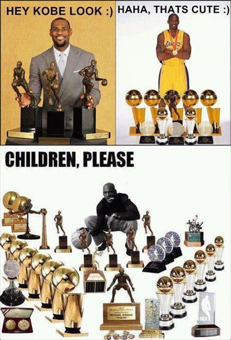 Lebron Kobe Jordan Meme - jordan vs lebron vs kobe really children please