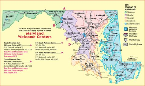 maryland map maryland map fotolip rich image and wallpaper