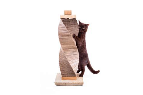 modern scratching post modern cat scratcher post finest modern diy cat scratcher