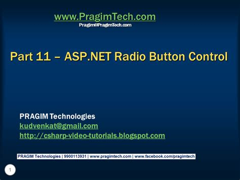 tutorial html radio button sql server net and c video tutorial part 11 asp net