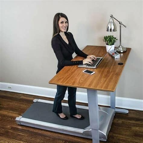 compact desk treadmill 8 best treadmill desks in 2017 walking desk treadmills