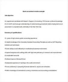 36 accountant resume designs free premium templates