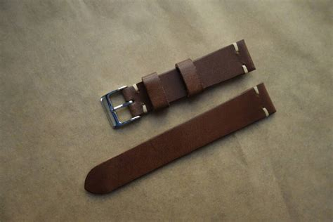 Handmade Leather Nato - offer sale set on handmade leather straps and