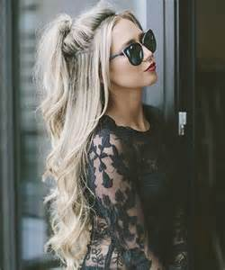 hairstyles that add volume at the crown 80 lovely women ponytail hairstyles for long hair