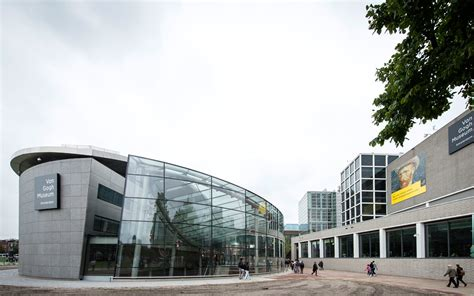 museum amsterdam van gogh amsterdam s van gogh museum reopens after 22m makeover