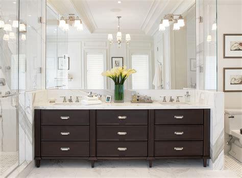 outstanding transitional bathroom design