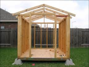 how to build a simple storage shed woodworking plans