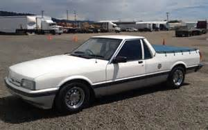 Ford Falcon Truck Be Your Best Self Buy This Imported Rhd Ford Falcon Ute