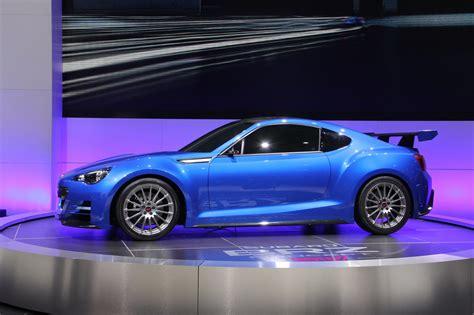 2019 Subaru Brz Sti by 2019 Subaru Brz Sti Performance Concept New Car Photos