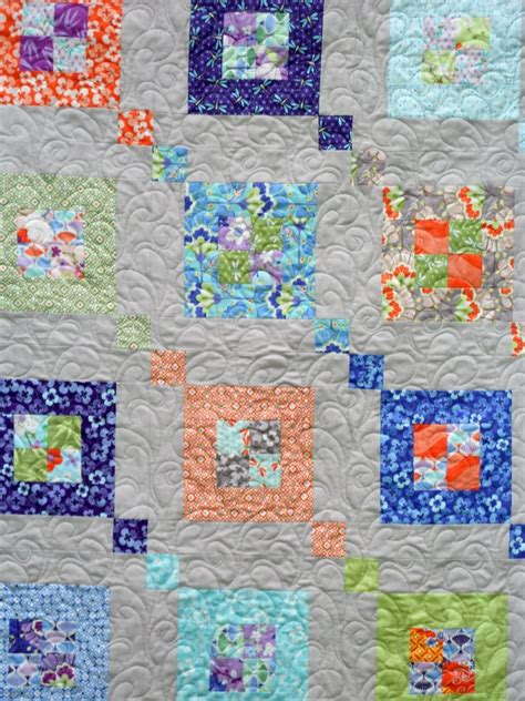 quilt pattern modern modern quilt pattern fair square sizes crib to queen