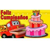 El Mejor Feliz Cumplea&241os  Barney Cami&243n Canciones Infantiles
