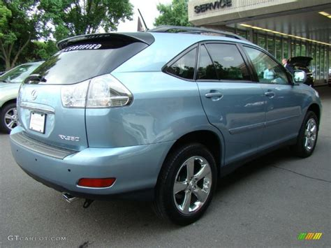 blue lexus rx 2007 breakwater blue metallic lexus rx 350 awd 32808290