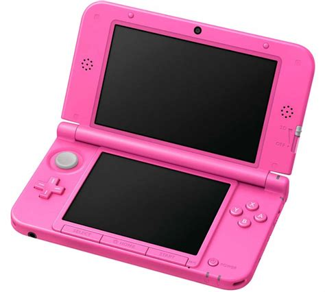 nintendo handheld 3ds xl pink nintendo to roll out all pink 3ds xl in the uk this may 31