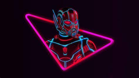 neon avengers desktop wallpapers based