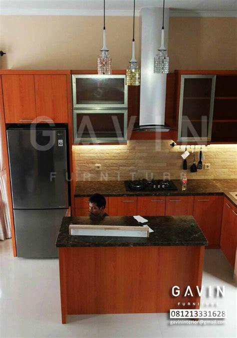 lemari dapur kitchen set dengan pilihan yang tepat