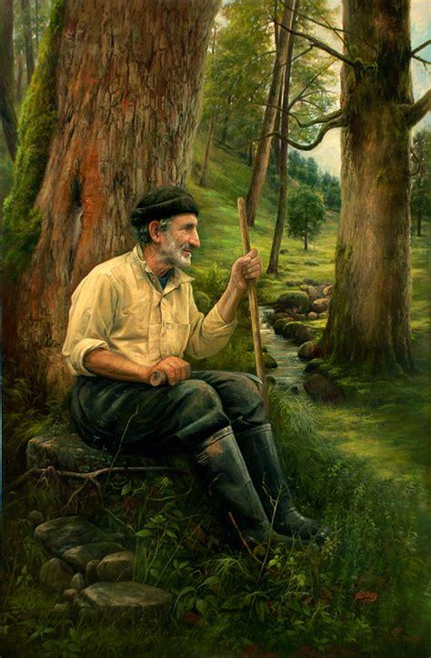 The old man in the woods fakhraddin mokhberi