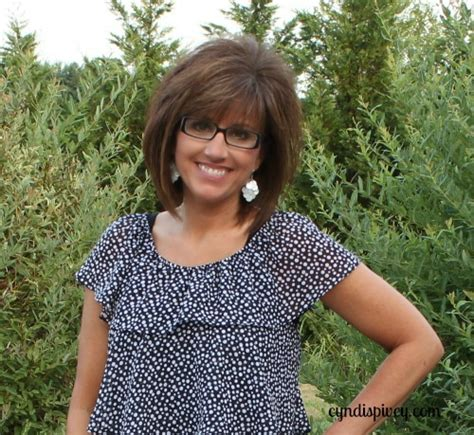 {Day 4} Eyeglasses: Fashion & Beauty For Women Over 40