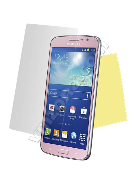 Screen Guard Samsung Grand 2 G7106 Original Glare screen protector for smartphone samsung galaxy grand 2
