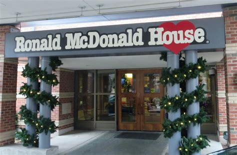 ronald mcdonald house indianapolis central restaurant supports the ronald mcdonald house charities