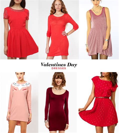 Dressing For Valentines Day by A Dress For Valentines Day Almost Makes