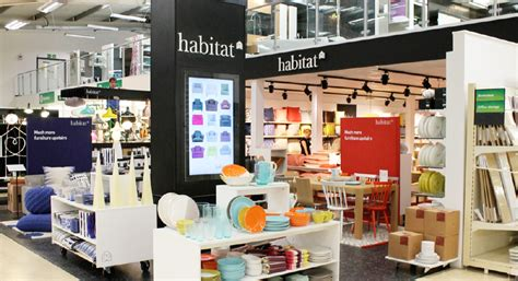 home design shop uk new mini habitat store in homebase horsham habitat