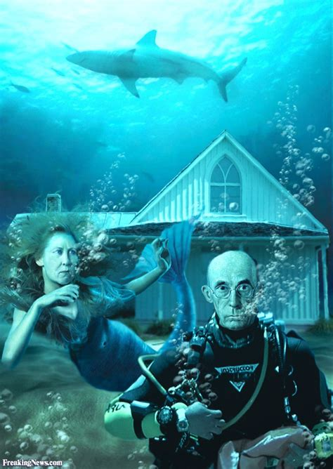 house of scuba american gothic house underwater pictures freaking news