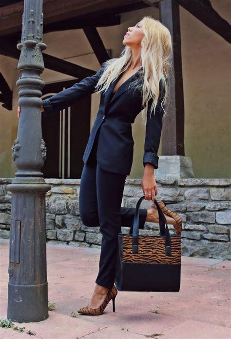 cute winter workwear outfits  women  elegant