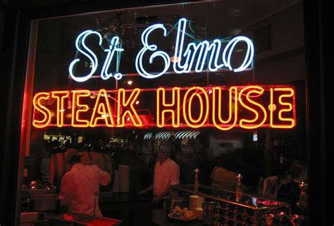 st elmo steak house st elmo steak house roadfood