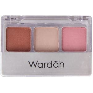 Eyeshadow And Blush On Wardah makeup dengan rangkaian produk dari wardah cosmetics beautynesia