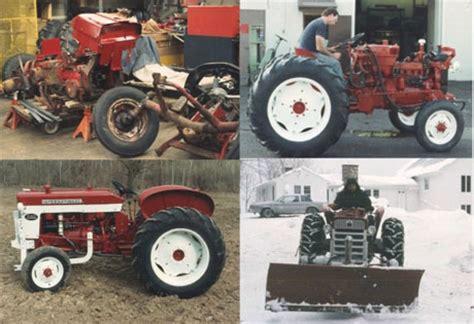 Antique Tractors 1959 Farmall 340 Utility Picture