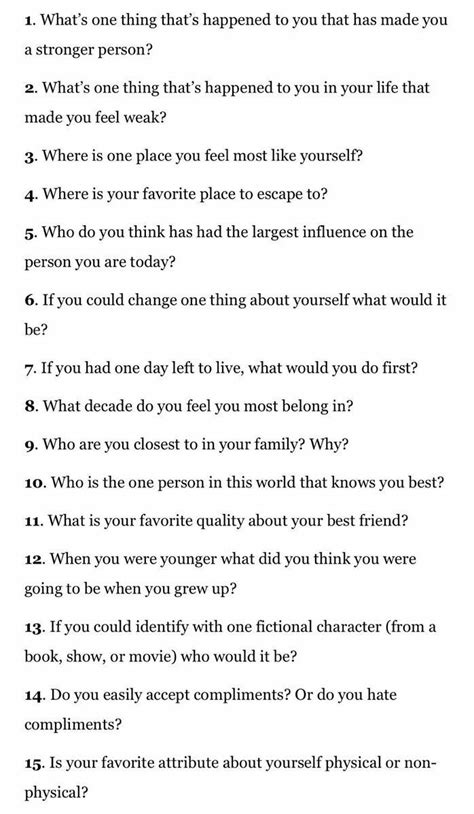 What Type Of Questions Asked In Personal For Mba by Questions To Get To Someone I Relationship Tips