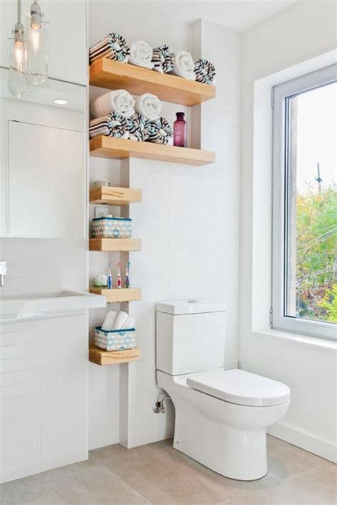 Bathroom Open Shelving Stunning Bathroom Shelves Designs That You Will