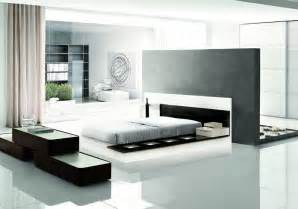 Platform Beds Modern Design Lacquered Quality High End Platform Bed San