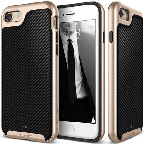 Caseology Carbon Iphone 7s the best cases for the iphone 7 and iphone 7 plus tech