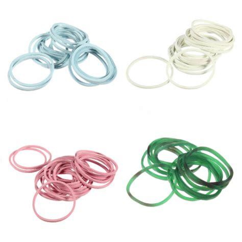 1000pcs color mix elastic hair band small rubber bands