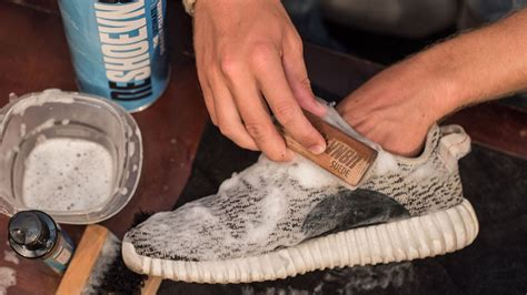 how to deep clean yeezy boost 350 turtle doves youtube